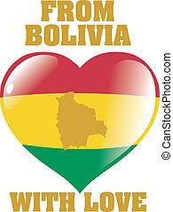 From Bolivia with love