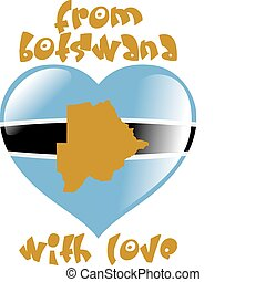 From Botswana with love