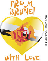From Brunei with love