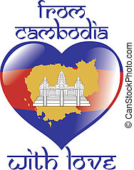 From Cambodia with love