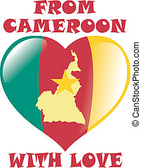 From Cameroon with love