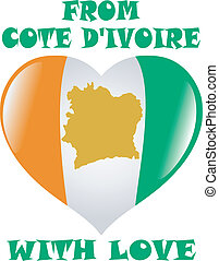 From Cote d\'Ivoire with love