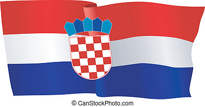 flag of Croatia