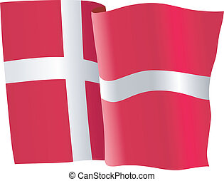 flag of Denmark