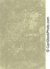 Brown and grey rough plaster background - Brown and grey...
