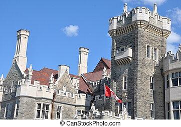 Casa Loma in Toronto, Canada