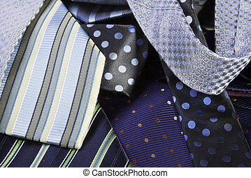 Mens Neck Ties - Assortment of Mens Neck Ties
