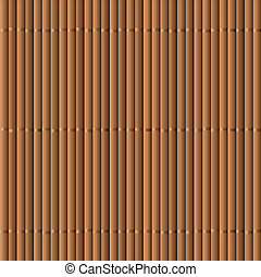 Bamboo background - Vector bamboo background