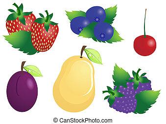 shiny-glossy-fruit