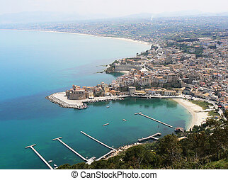 Castellammare del Golfo, Sicily - Castellammare Del Golfo in...