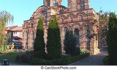 Nessebar church Pantocrator