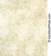 Old marbled parchment - Old marbled leather or parchment...