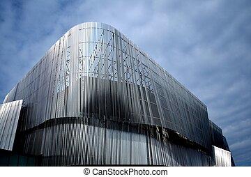 postmodern - a postmodern buildning in Stockholm