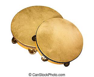 italiano, Tambourines