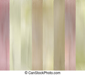cream and pink striped background with text space