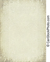 white antique embossed background