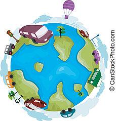 Globe Cars