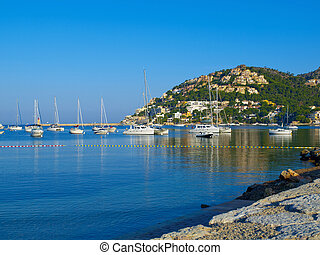 Puerto Andratx, Mallorca - Andratx is a municipality on...