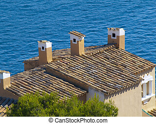 Rural Houses besides the sea - Rural Houses besides the...