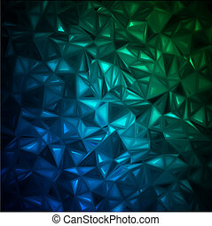Rumpled abstract background EPS 8 vector file included