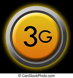 3G - This is a image of web buttons