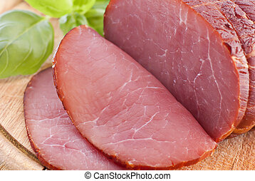 Rolled Fillet of Ham