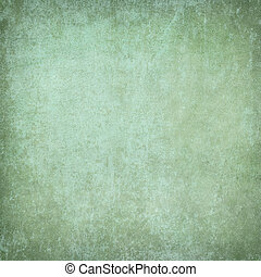 Green grunge plaster textured background - Green grunge...