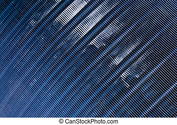 Blue Metal Mesh  - Dark blue Metal Mesh Texure closeup shot