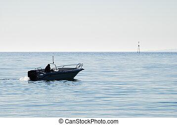 boat - fishing boat