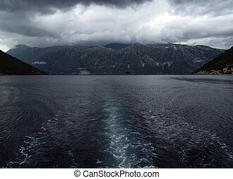 Kotor bay