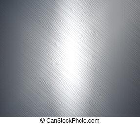 metal texture  - Vector brushed metal texture