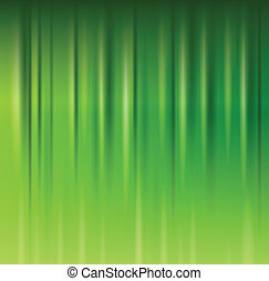 Abstract background green lines pattern. Vector...