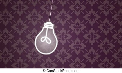 Energy Saving Lights HD - Dynamic graphic animation using...