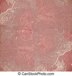 Washed soft rose marbled grunge background - Washed soft...