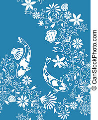 Seamless Floral Pattern 3