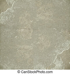 Grey marbled plaster grunge background
