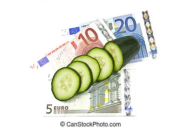 Costly cucumbers - Costly Ecoli outbreak in Europe where...