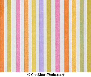 soft-colored background with pastel vertical stripes