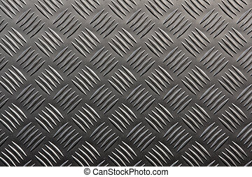 Metal background - Background of metal with repetitive...
