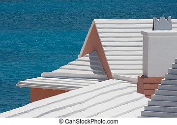 PISADO, Bermudian, telhados
