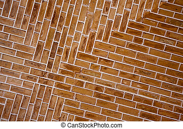 Brickwork - Regular patterns in brickwork