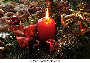 Weihnachten - Weihnachtliches Stillleben