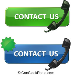 """""""Contact Us"""" icon"""