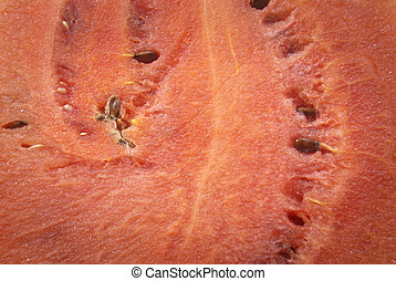 Water melon - Cloe up of water melon