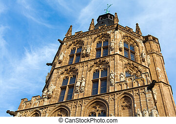 Cologne Cityhall - Town-hall in Cologne (Koeln), Germany