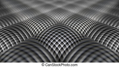 Abstract pattern in grayscale