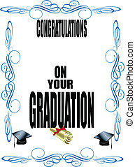 formal grad declaration - gender friendly formal grad...