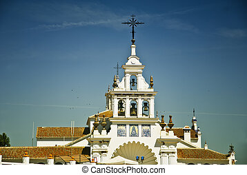 Pilgrimage - el Rocio - The traditional pilgrimage - Romeria...