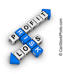 Risk - Profit and Loss - Risk, Profit and Loss crossword