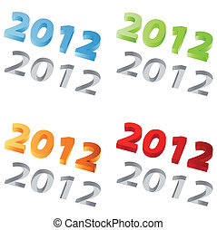 The Year 2012 as a puzzle